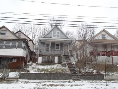Syracuse Single Family Home A-Active: 1439 Burnet Avenue