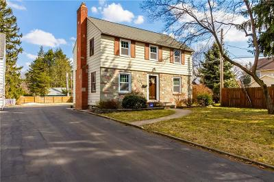Rochester Single Family Home A-Active: 100 Frankland Road