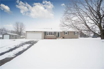 Monroe County Single Family Home A-Active: 1164 Spencerport Road