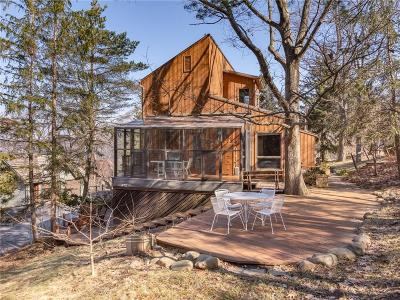 Single Family Home A-Active: 5242 East Lake Road