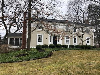 Mendon Single Family Home A-Active: 194 Sibley Road