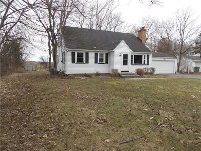 Penfield Single Family Home U-Under Contract: 2783 Atlantic Avenue