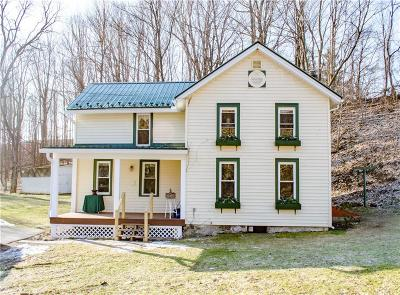 Single Family Home A-Active: 6471 Cold Springs Road