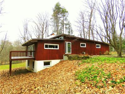 Monroe County Single Family Home A-Active: 291 Hemlock Trail