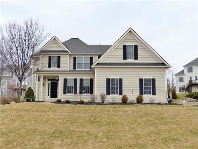 Pittsford Single Family Home A-Active: 9 Amber Hill Dr Drive