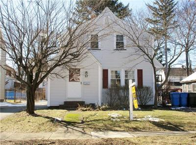 Monroe County Single Family Home A-Active: 27 Ross Street