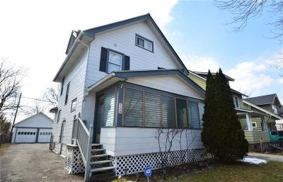 Rochester Single Family Home A-Active: 125 Kingsboro Road