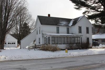 Single Family Home A-Active: 1936 State Route 19