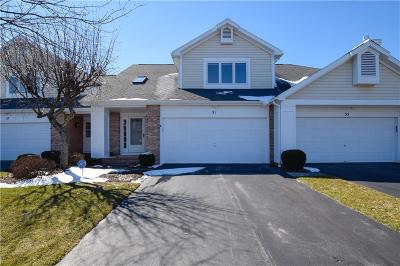 Pittsford Condo/Townhouse A-Active: 31 Old Settlers Drive