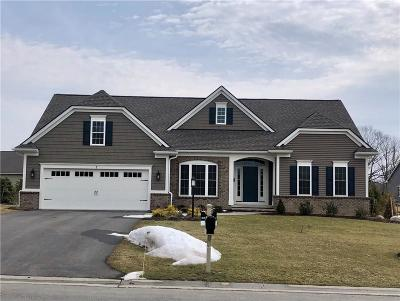 Pittsford Single Family Home A-Active: 7 Coventry Ridge