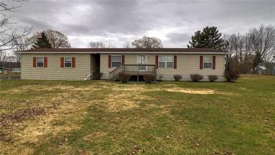 Single Family Home A-Active: 3416 State Route 34b
