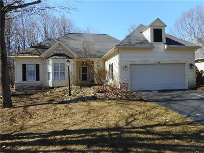 Pittsford Single Family Home A-Active: 120 Churchview Lane