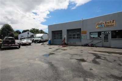 Monroe County Commercial A-Active: 4199 Culver Road
