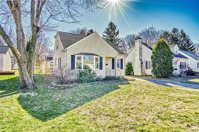 East Rochester Single Family Home U-Under Contract: 504 Sycamore Street