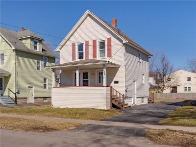 East Rochester NY Single Family Home A-Active: $124,900
