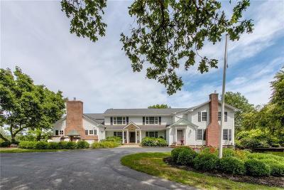 Chili Single Family Home For Sale: 2175 Scottsville Road