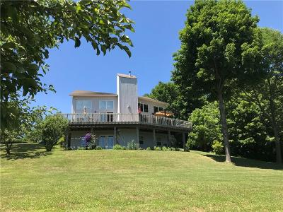 Single Family Home A-Active: 2537 Ayers Road