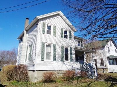 Chautauqua County Single Family Home A-Active: 80 Orchard Street