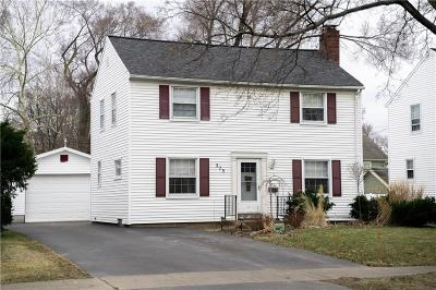 Irondequoit Single Family Home U-Under Contract: 273 Scholfield Road