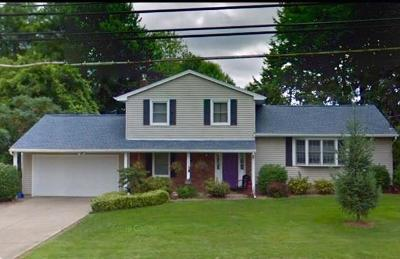 Orleans County Single Family Home U-Under Contract: 3263 Oak Orchard Road