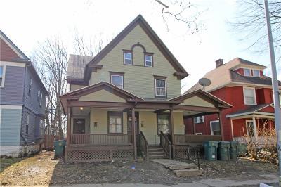 Monroe County Multi Family 2-4 U-Under Contract: 507 Hayward Avenue