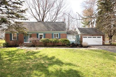 Rochester Single Family Home A-Active: 195 Dunrovin Lane