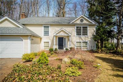 Webster Single Family Home U-Under Contract: 660 Kayleigh Drive