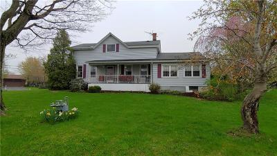 Single Family Home A-Active: 2709 King Road