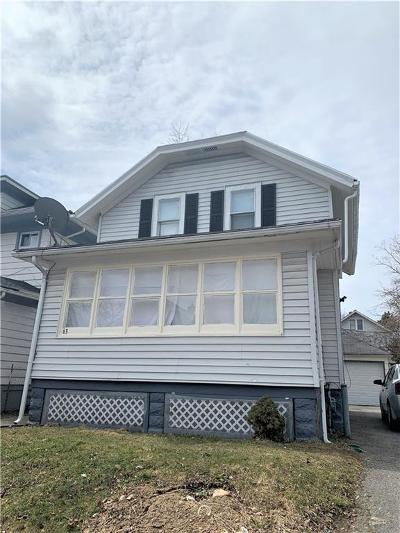 Rochester Single Family Home For Sale: 63 Chili Terrace