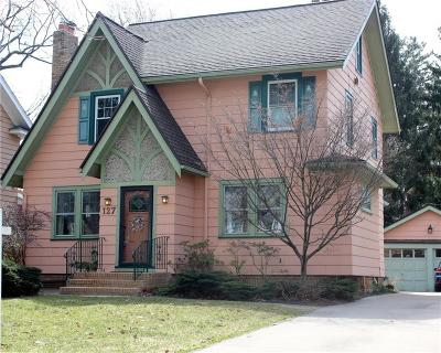 Irondequoit Single Family Home A-Active: 127 Chestnut Hill Drive