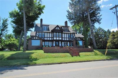 Chautauqua County Single Family Home A-Active: 3 West Terrace Avenue