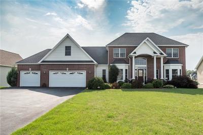 Rochester Single Family Home A-Active: 48 East Bellaqua Estates Drive