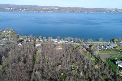 Ontario County Residential Lots & Land For Sale: 0000 East Lake Road