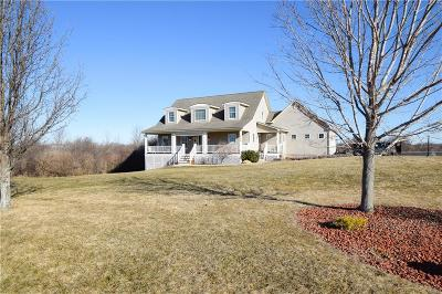 Victor Single Family Home U-Under Contract: 6636 Fish Brook Run