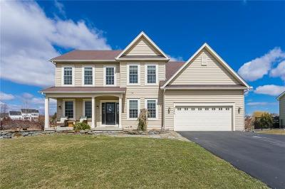Canandaigua, Canandaigua-city, Canandaigua-town Single Family Home For Sale: 5244 Whitecliff Drive