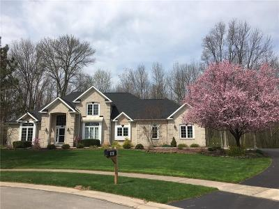 Rochester Single Family Home A-Active: 161 Country Wood Landing