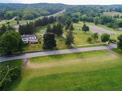 Pittsford Residential Lots & Land U-Under Contract: 384 West Bloomfield Road