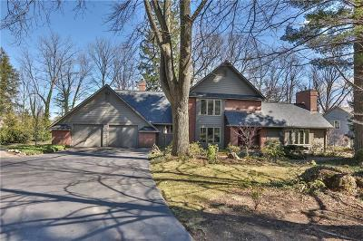 Rochester Single Family Home U-Under Contract: 3616 Elmwood Avenue