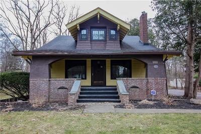 Rochester Single Family Home A-Active: 4401 East Avenue
