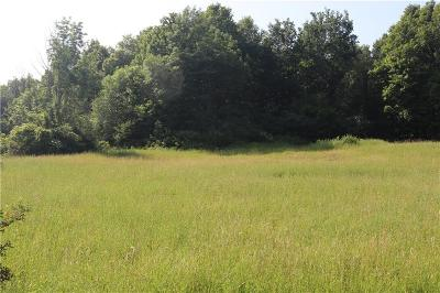Genesee County Residential Lots & Land A-Active: Hopkins Road