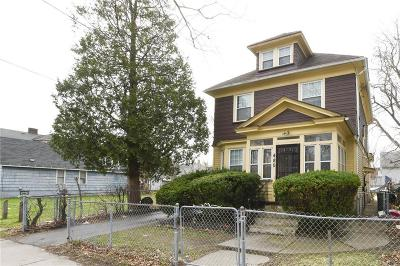 Rochester Single Family Home A-Active: 485 Central Park East