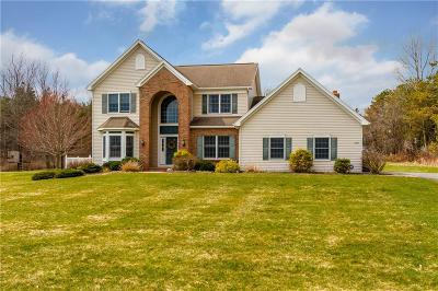 Victor Single Family Home A-Active: 7689 County Road 41