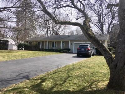 Pittsford Single Family Home U-Under Contract: 38 Callingham Road