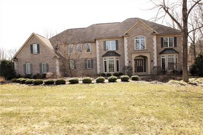 Pittsford Single Family Home A-Active: 8065 Barony Woods