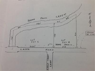Greece Residential Lots & Land For Sale: 2724/2734 Latta Road