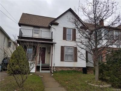 Multi Family 2-4 U-Under Contract: 209 East Center Street