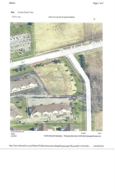 Rochester Residential Lots & Land A-Active: 3505 Buffalo Road