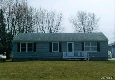 Orleans County Single Family Home C-Continue Show: 14426 Baker Road