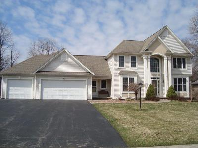 Webster Single Family Home A-Active: 91 Jewelberry Drive