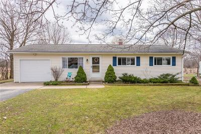 Single Family Home U-Under Contract: 4989 North Road